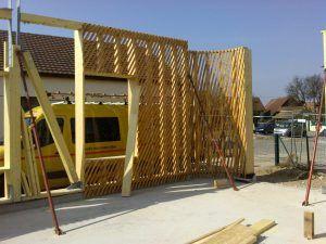 Construction bois charpente maison ossature bois rénovation